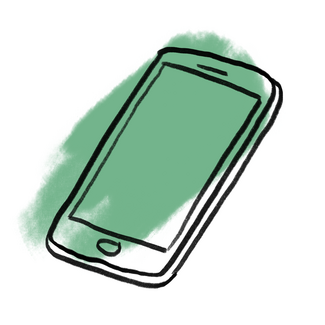 Illustration Smartphone